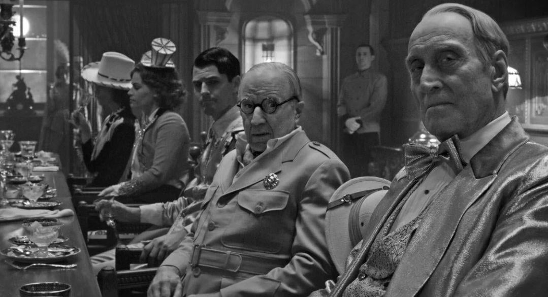Вышли новые кадры фильма Дэвида Финчера «Манк» — в главной роли Гэри Олдмен