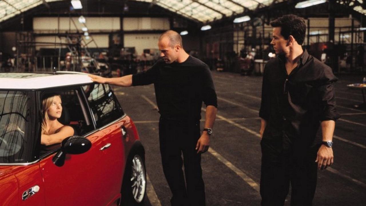 Ограбление по-итальянски (The Italian Job) 2003