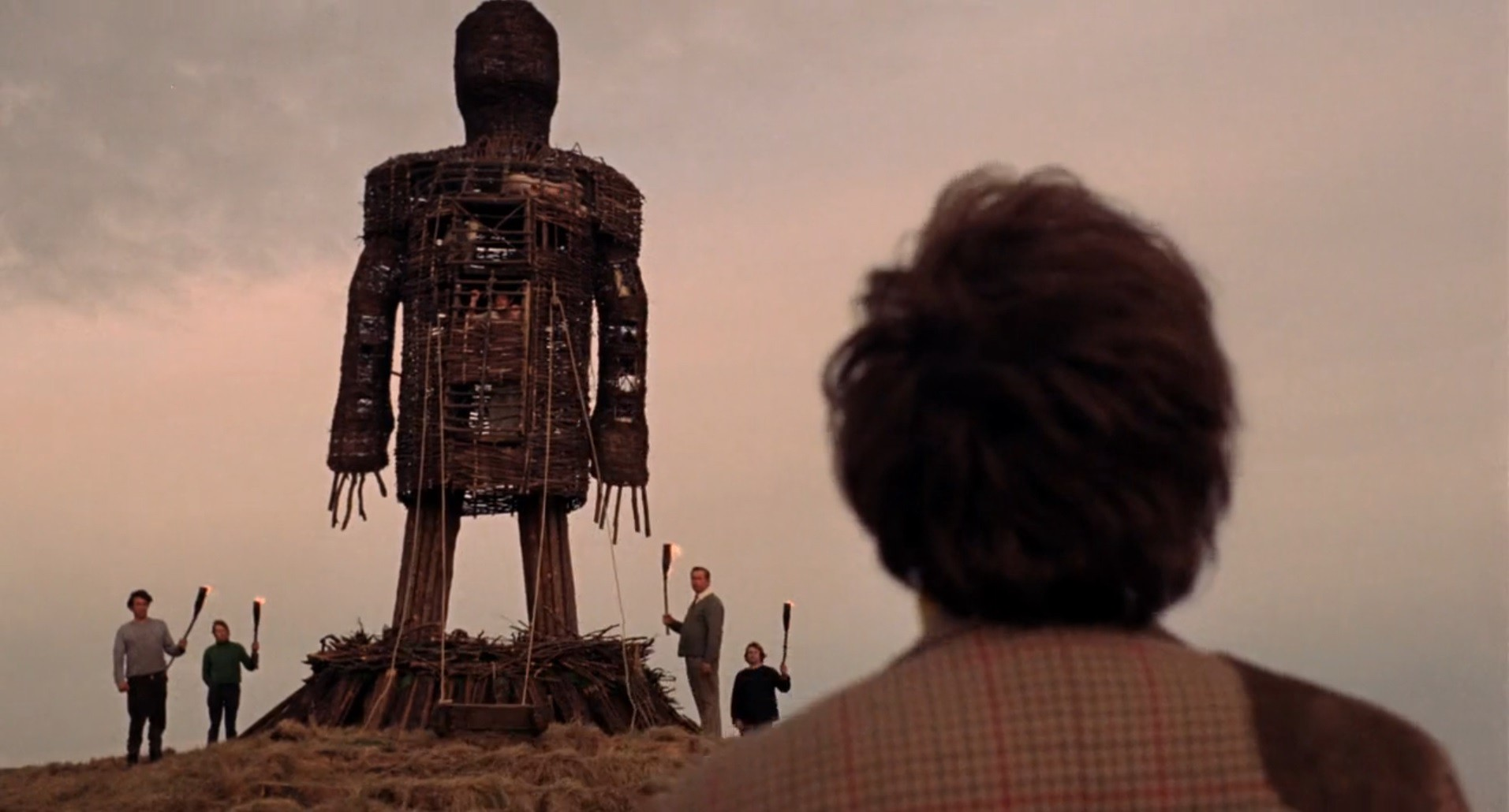 Плетеный человек (The Wicker Man) 1973
