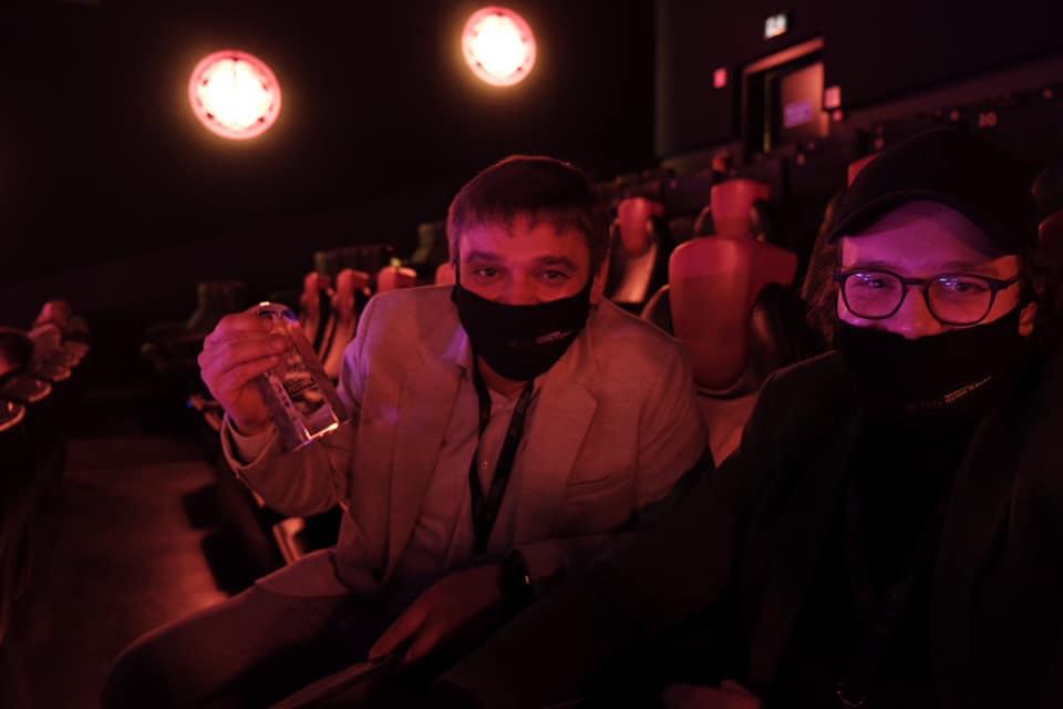 Повнометражний фільм «Із зав'язаними очима» (Blindfold) Тараса Дроня переміг на Варшавському кінофестивалі