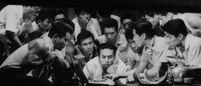 Рай и ад (Tengoku to jigoku)1963