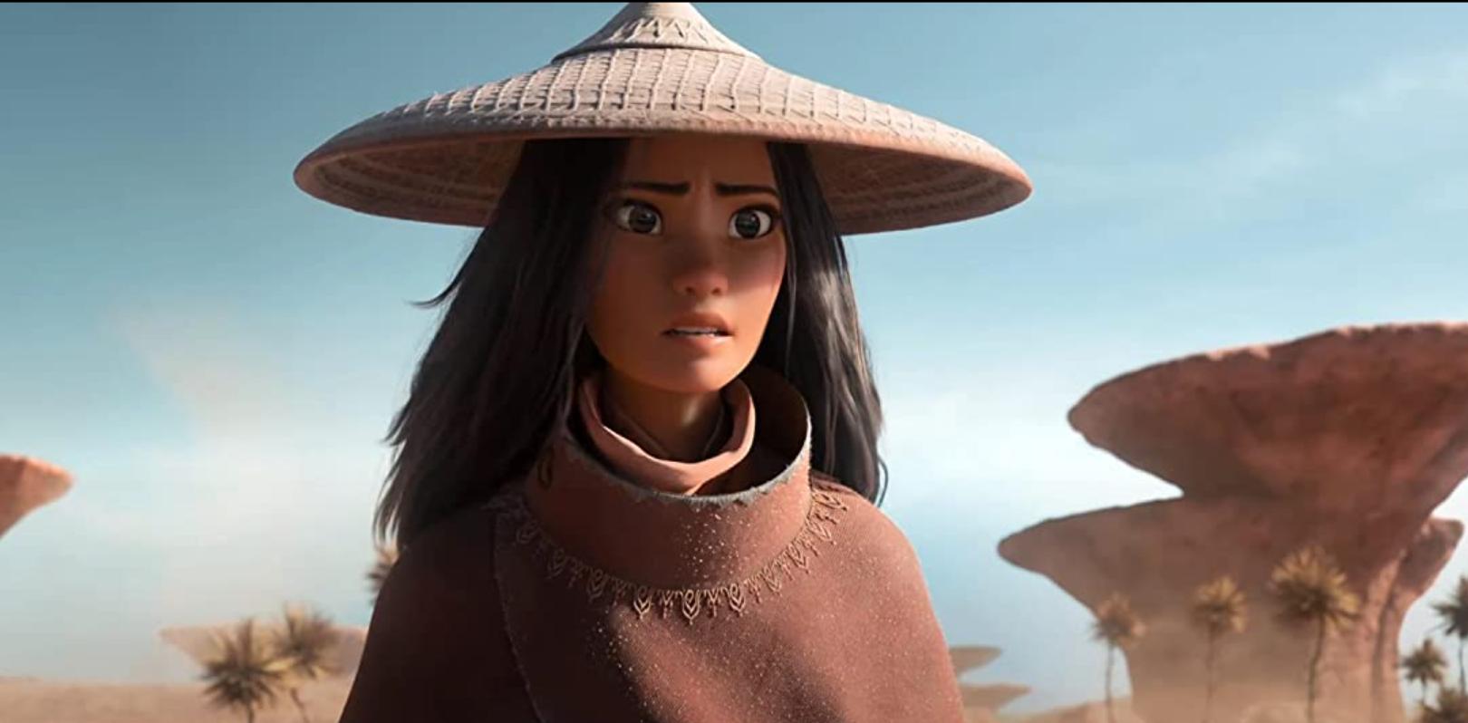 Вийшов тизер нового мультфільму від Disney — Рая та останній дракон