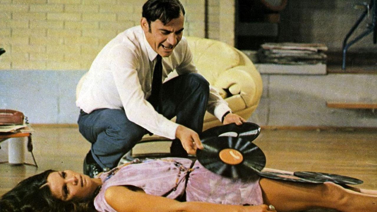 Следствие по делу гражданина вне всяких подозрений (Indagine su un cittadino al di sopra di ogni sospetto) 1970