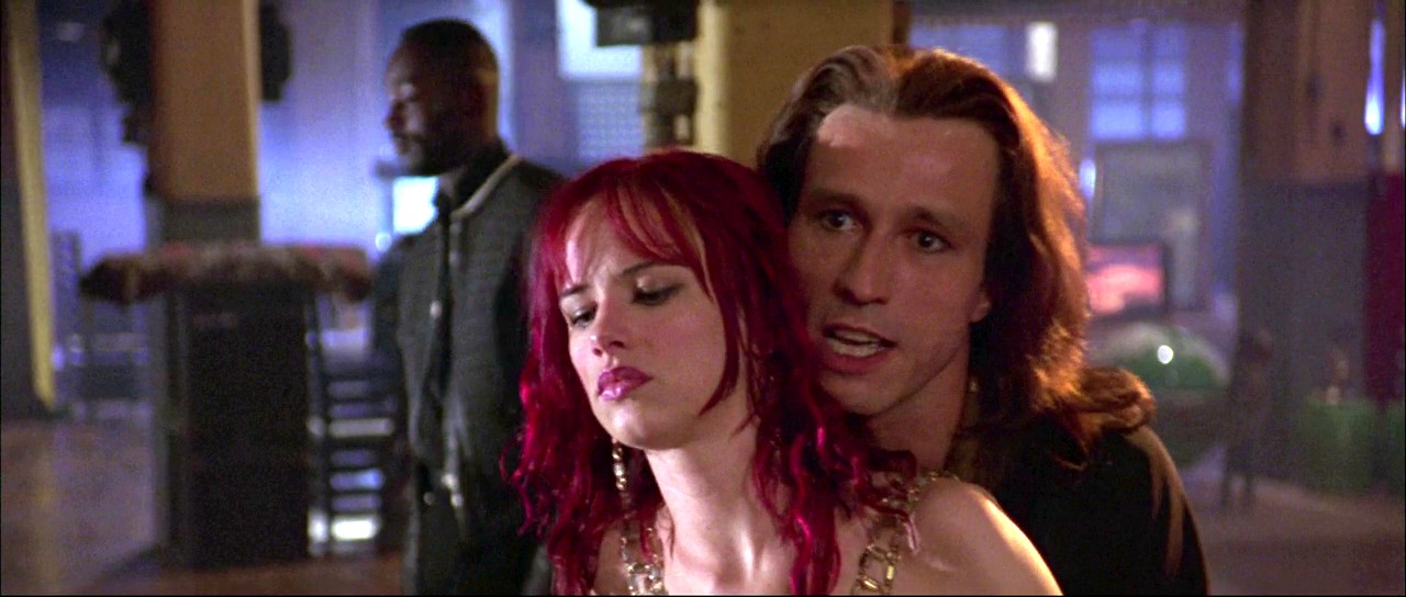 Странные дни (Strange Days, 1995, IMDb 7,2)