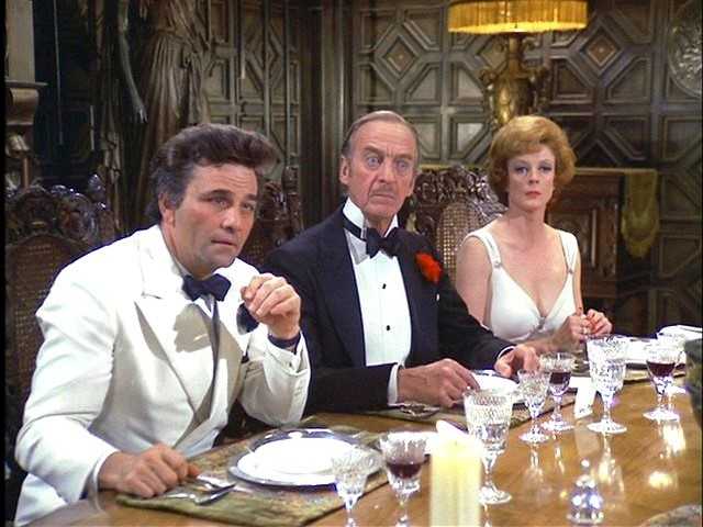 Ужин с убийством (Murder by Death)1976