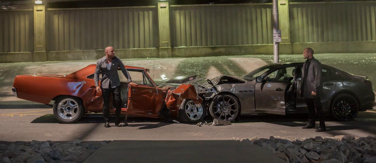 Форсаж 7 (Fast and Furious 7)2013 Джейсон Стэтхэм Вин Дизель