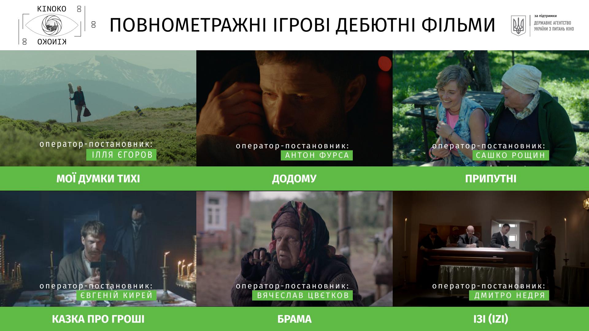 3-й фестиваль кінооператорського мистецтва КІНОКО