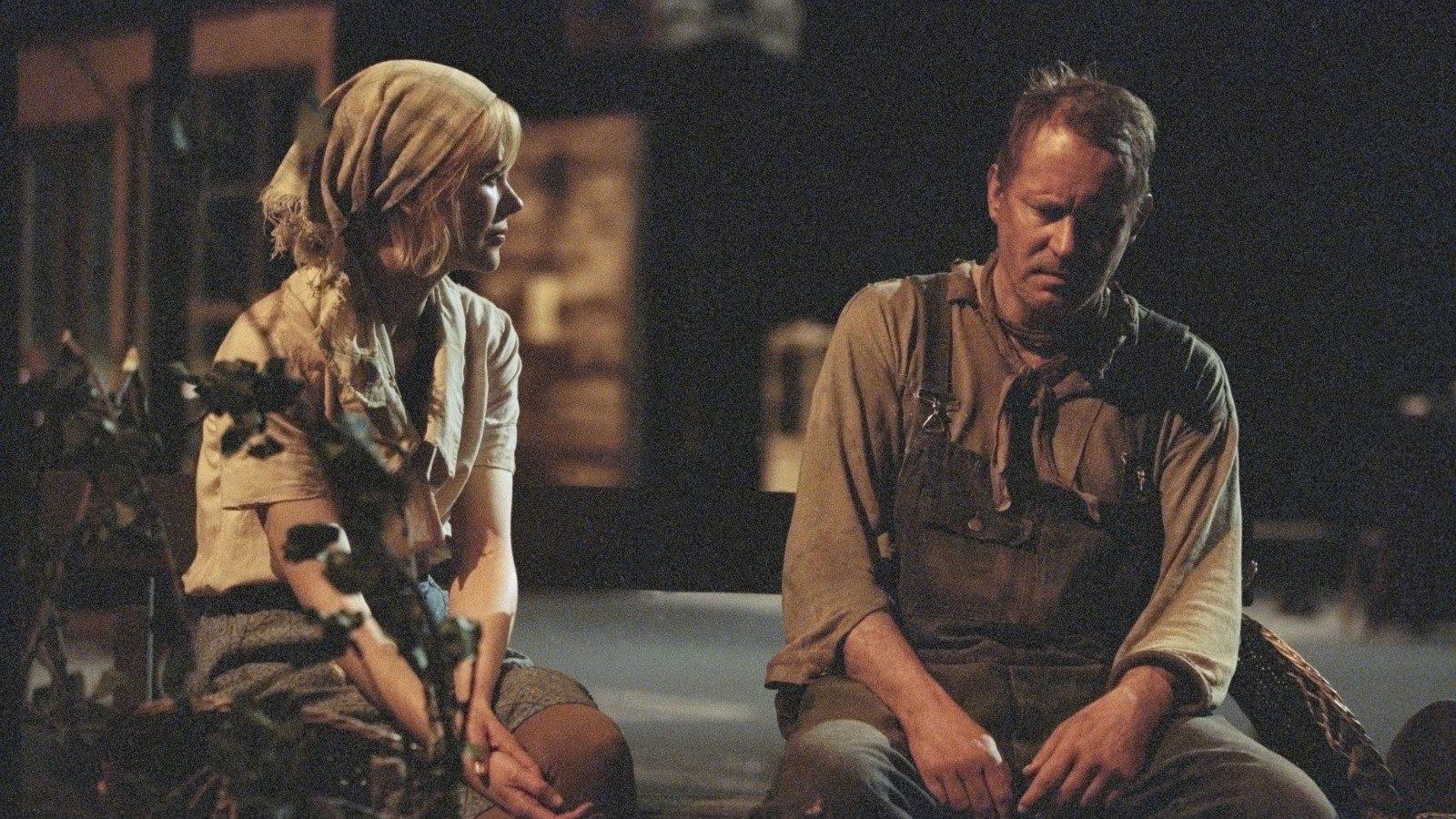 Догвилль (Dogville, 2003, IMDb 8.0)
