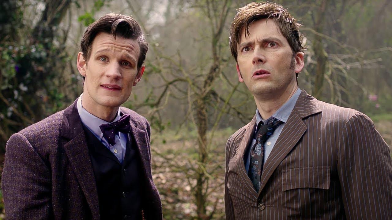 Доктор Кто (Doctor Who)1963—1989,2005 - ...