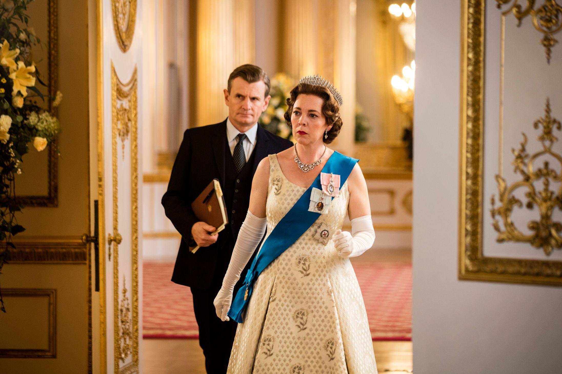 Корона, 3 сезон (The Crown, season 3)