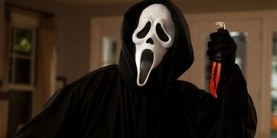 Крик (Scream) 1996