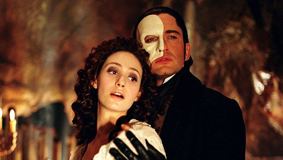 Призрак оперы (The Phantom of the Opera) 2004