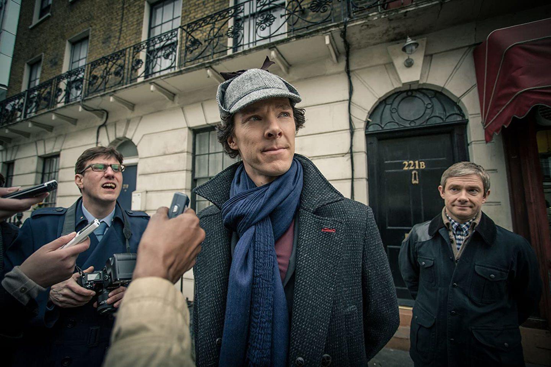 Шерлок (Sherlock) 2010 - ...