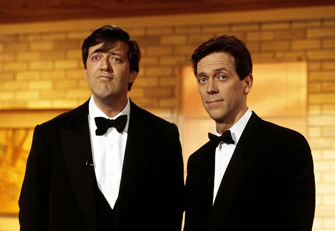 Шоу Фрая и Лори (A Bit of Fry & Laurie) 1989 - 1995