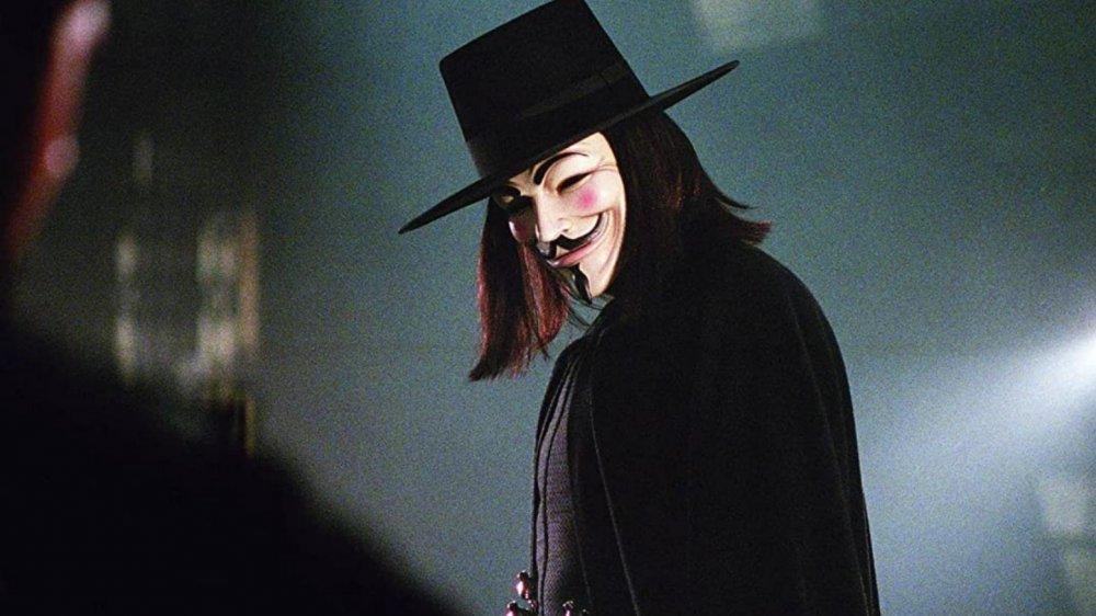 V — значит вендетта (V For Vendetta) 2006