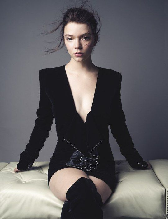 Аня Тейлор-Джой фото Anya Taylor-Joy photo 04