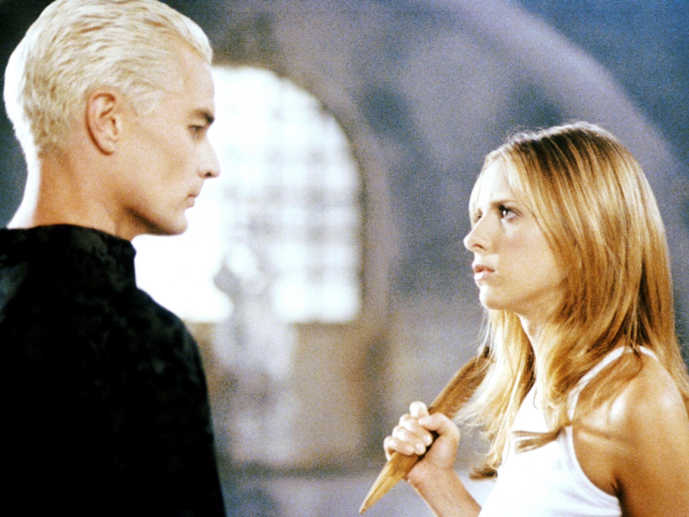 Баффи — истребительница вампиров (Buffy the Vampire Slayer) 1997 - 2003