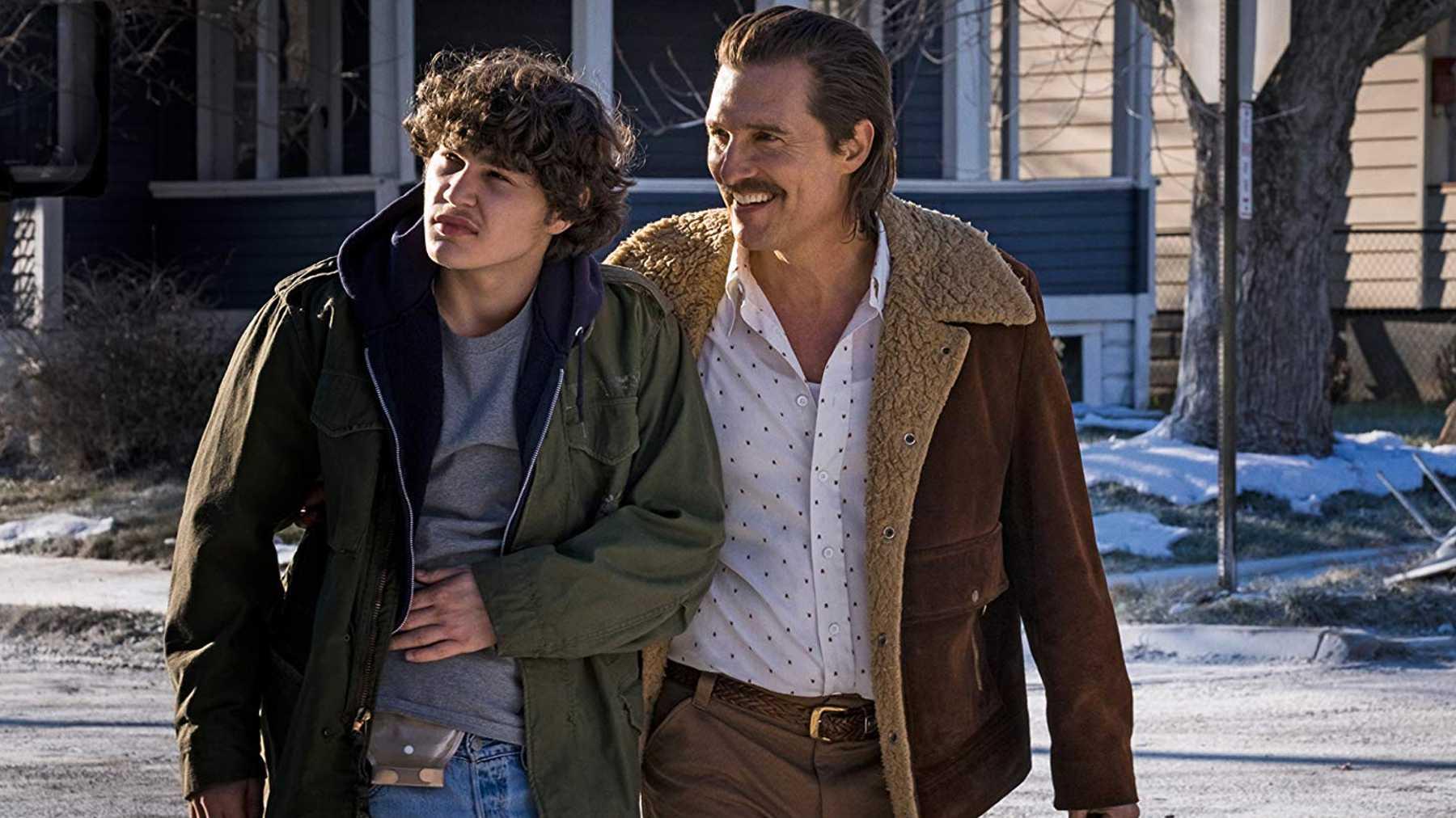 Белый парень Рик (White Boy Rick, 2018, IMDb 6.5)
