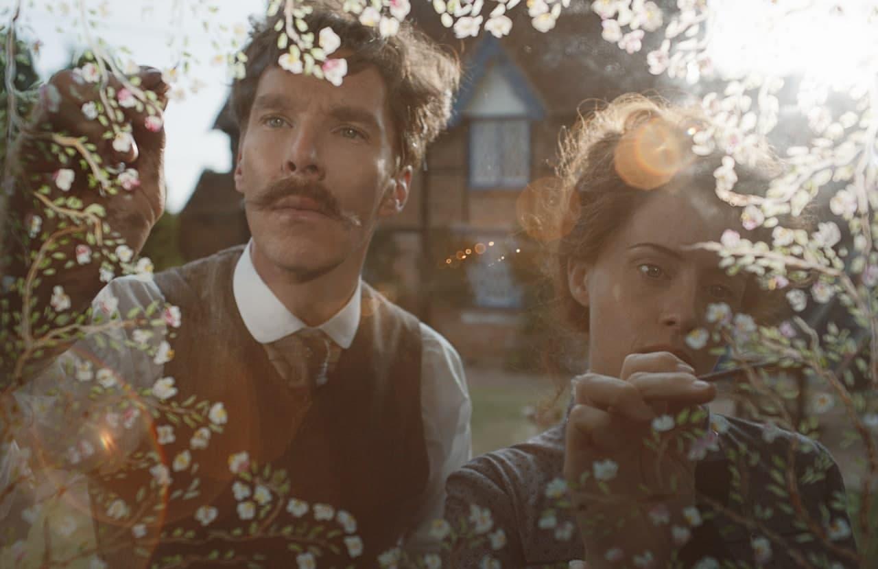 The Electrical Life of Louis Wain новый фильм с Бенедиктом Камбербэтчем