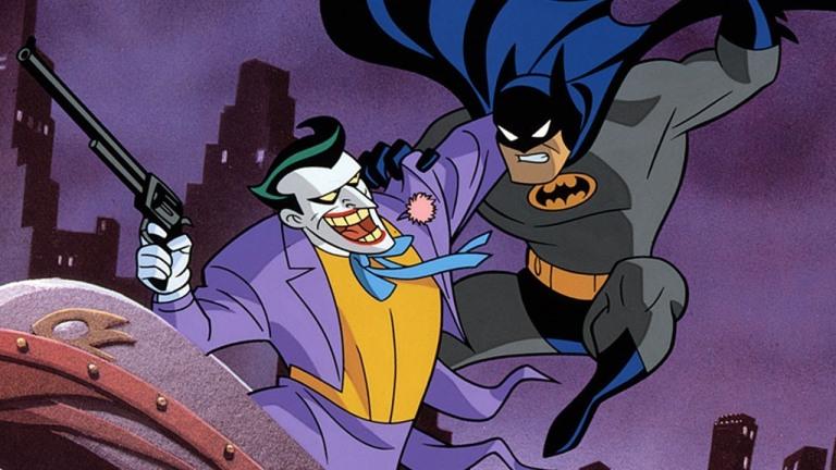 Бэтмен (Batman: The Animated Series) 1992 - 1995