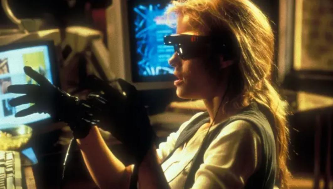 Виртуальная реальность (VR.5) 1995