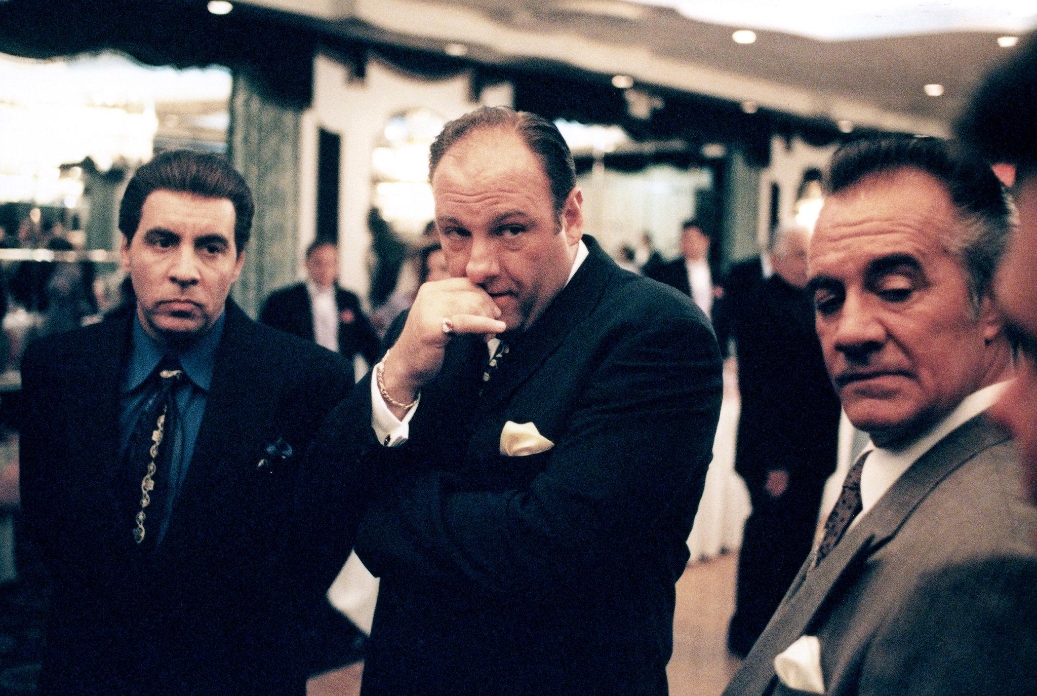 Клан Сопрано (The Sopranos) 1999 - 2007