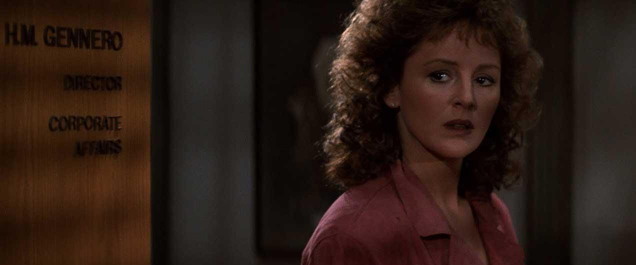 Крепкий орешек (Die Hard) 1988 Холли Дженнеро