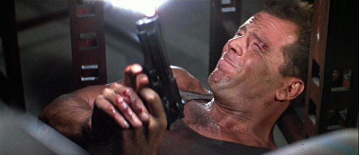 Крепкий орешек (Die Hard) 1988