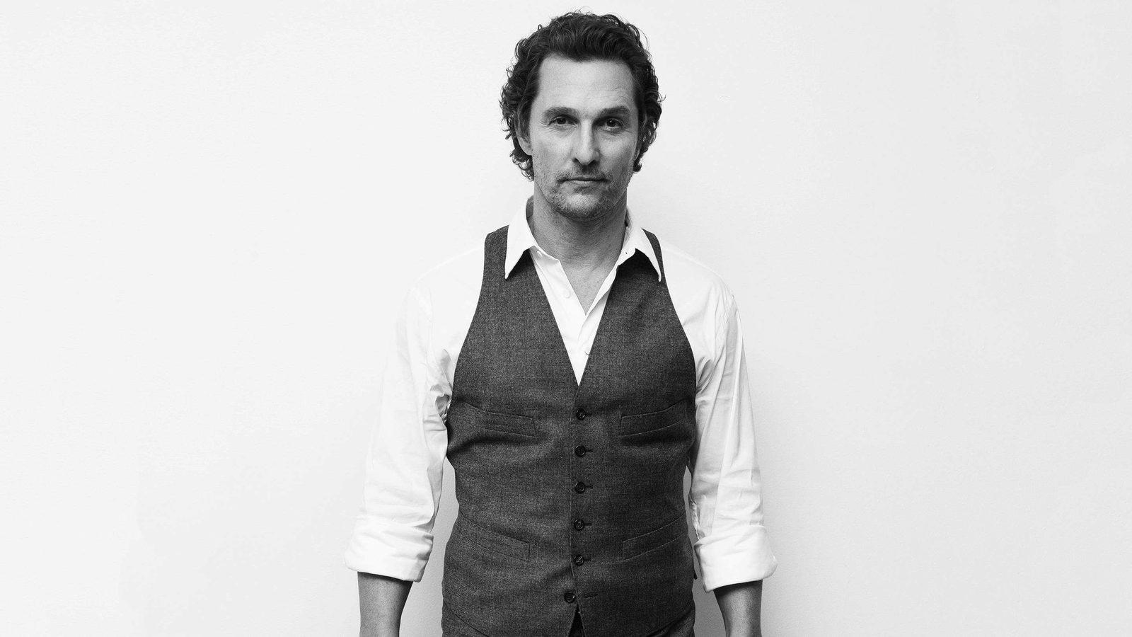 Мэттью Макконахи Matthew McConaughey