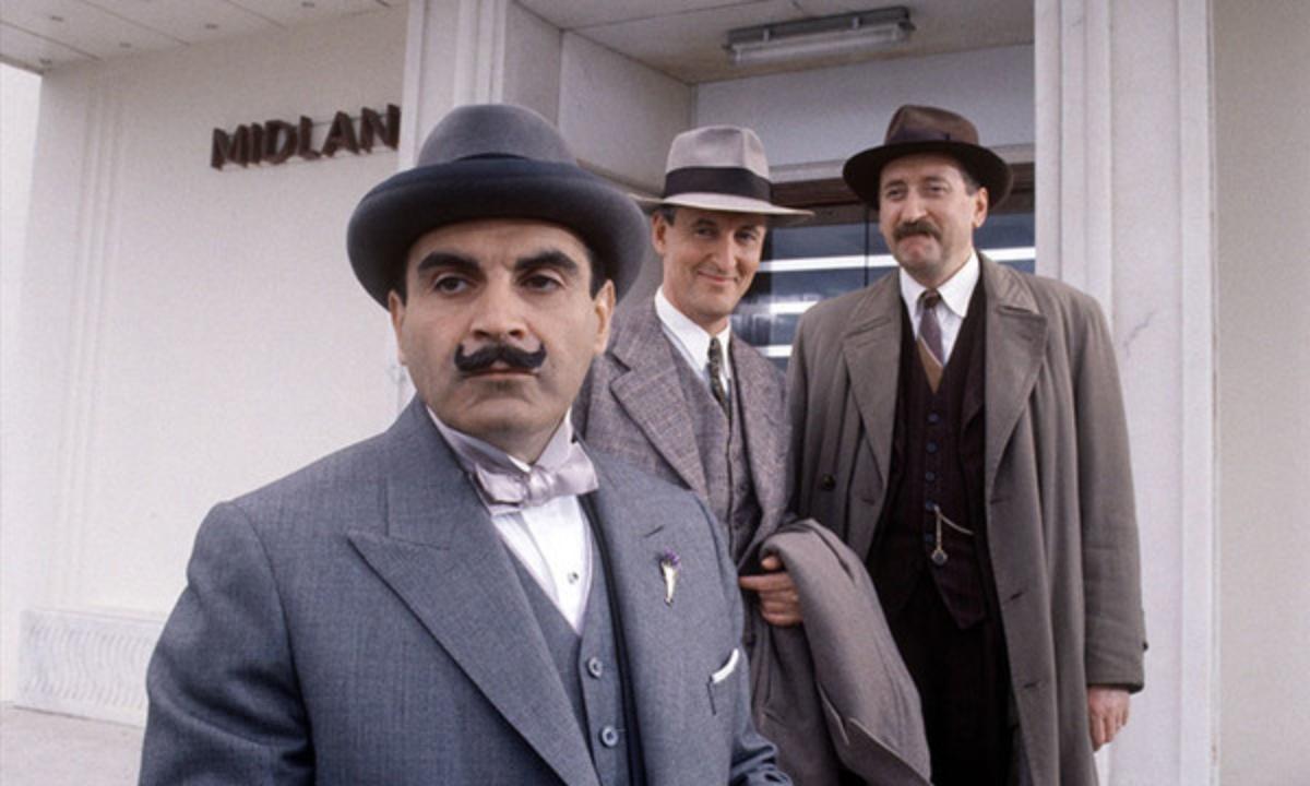 Пуаро (Agatha Christie's Poirot) 1989 - 2013