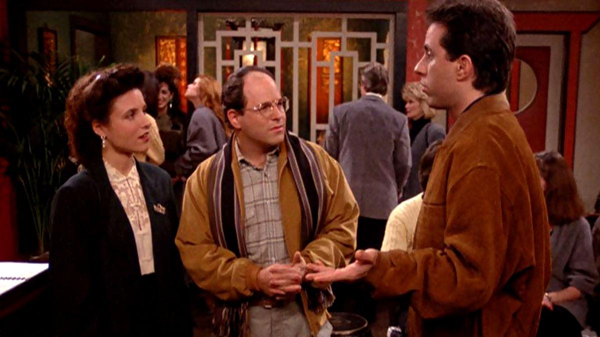 Сайнфелд (Seinfeld) 1989 - 1998