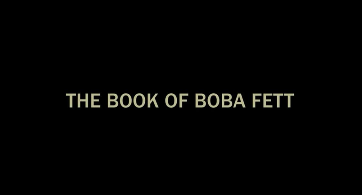 Сериал Мандалорец, 2 сезон финальная, 8 серия The Book of Boba Fett Книга Боба Фетта