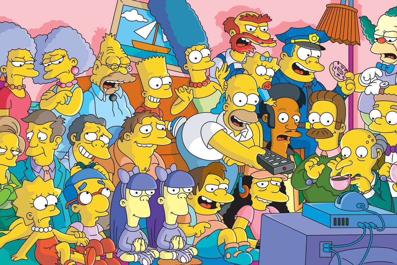 Симпсоны (The Simpsons) 1989 - ...