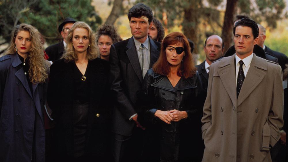 Твин Пикс (Twin Peaks) 1990 - 1991