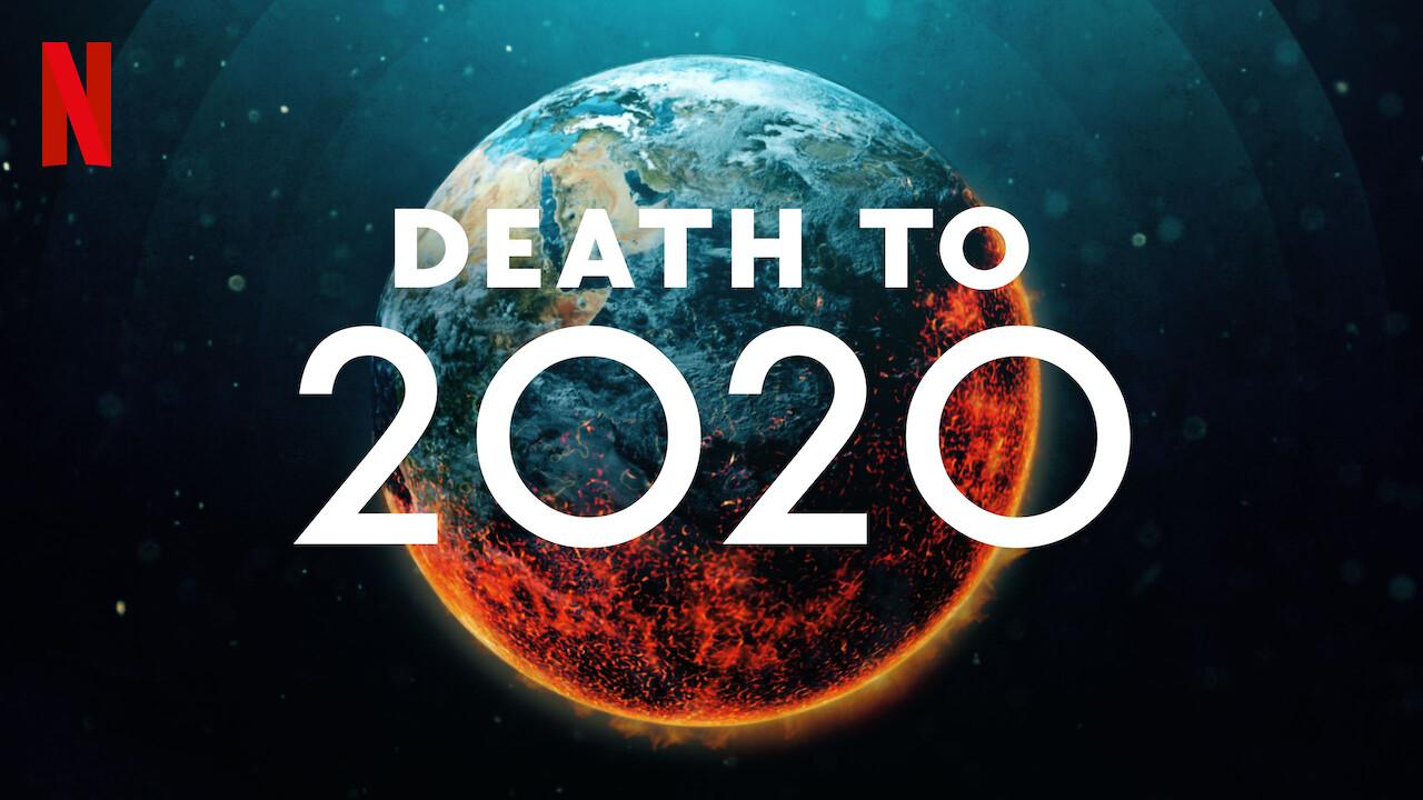 Трейлер: 2020, тебе конец! (Death to 2020)