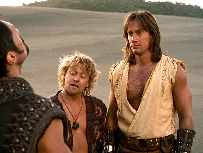Удивительные странствия Геракла (Hercules: The Legendary Journeys) 1995 - 1999