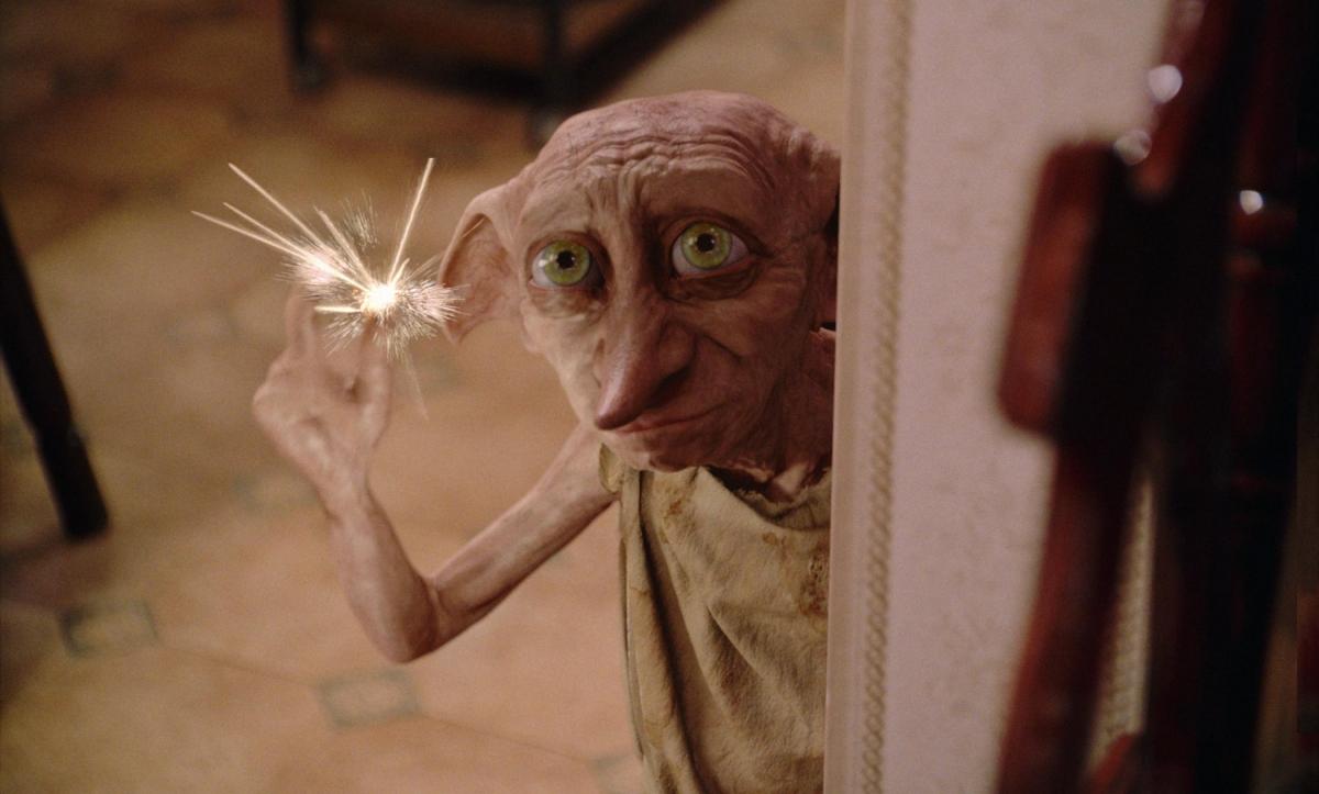 Гарри Поттер и тайная комната (Harry Potter and the Chamber of Secrets, 2002, IMDb 7.4)