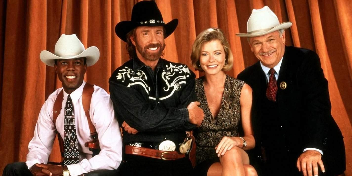 Крутой Уокер: Правосудие по-техасски (Walker, Texas Ranger) 1993 - 2001