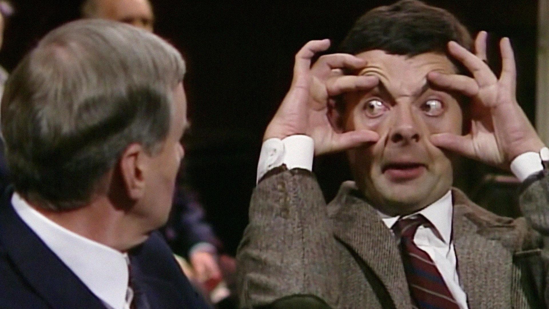 Мистер Бин (Mr. Bean) 1990 - 1995