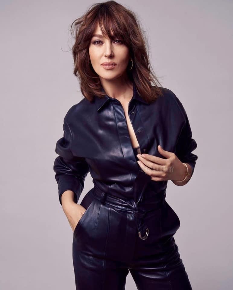 Моника Беллуччи снялась в сексуальной фотосессии для Cartier