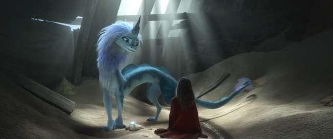 Рая та останній дракон