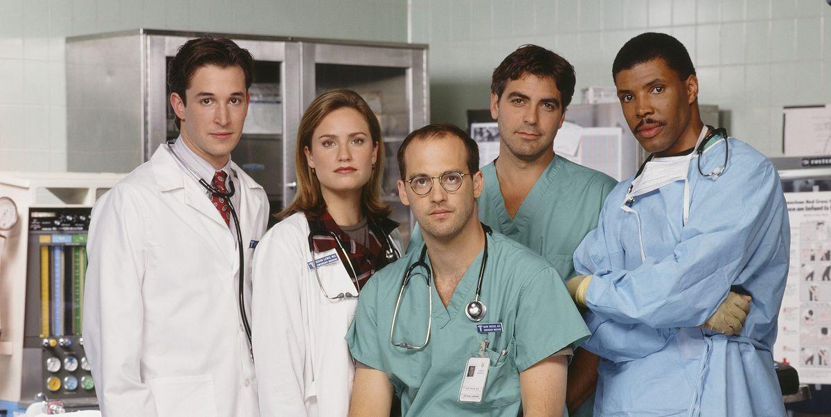 Скорая помощь (ER) 1994 - 2009