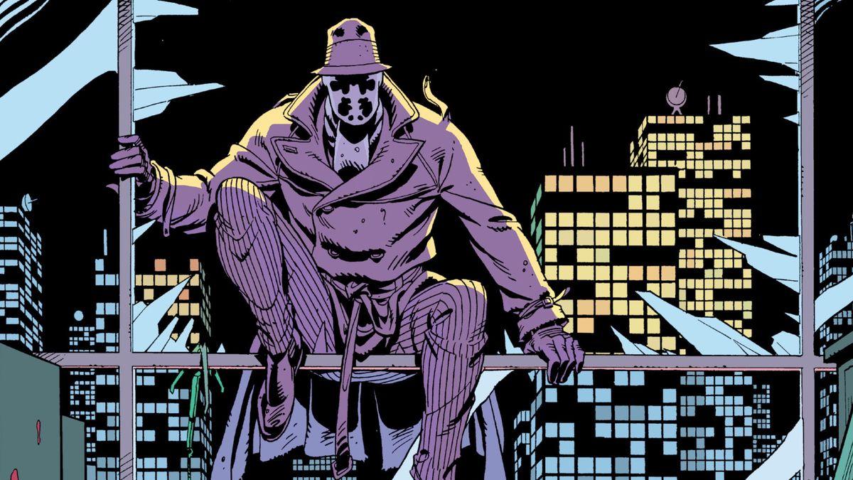 Хранители Watchmen комиксы Алана Мура