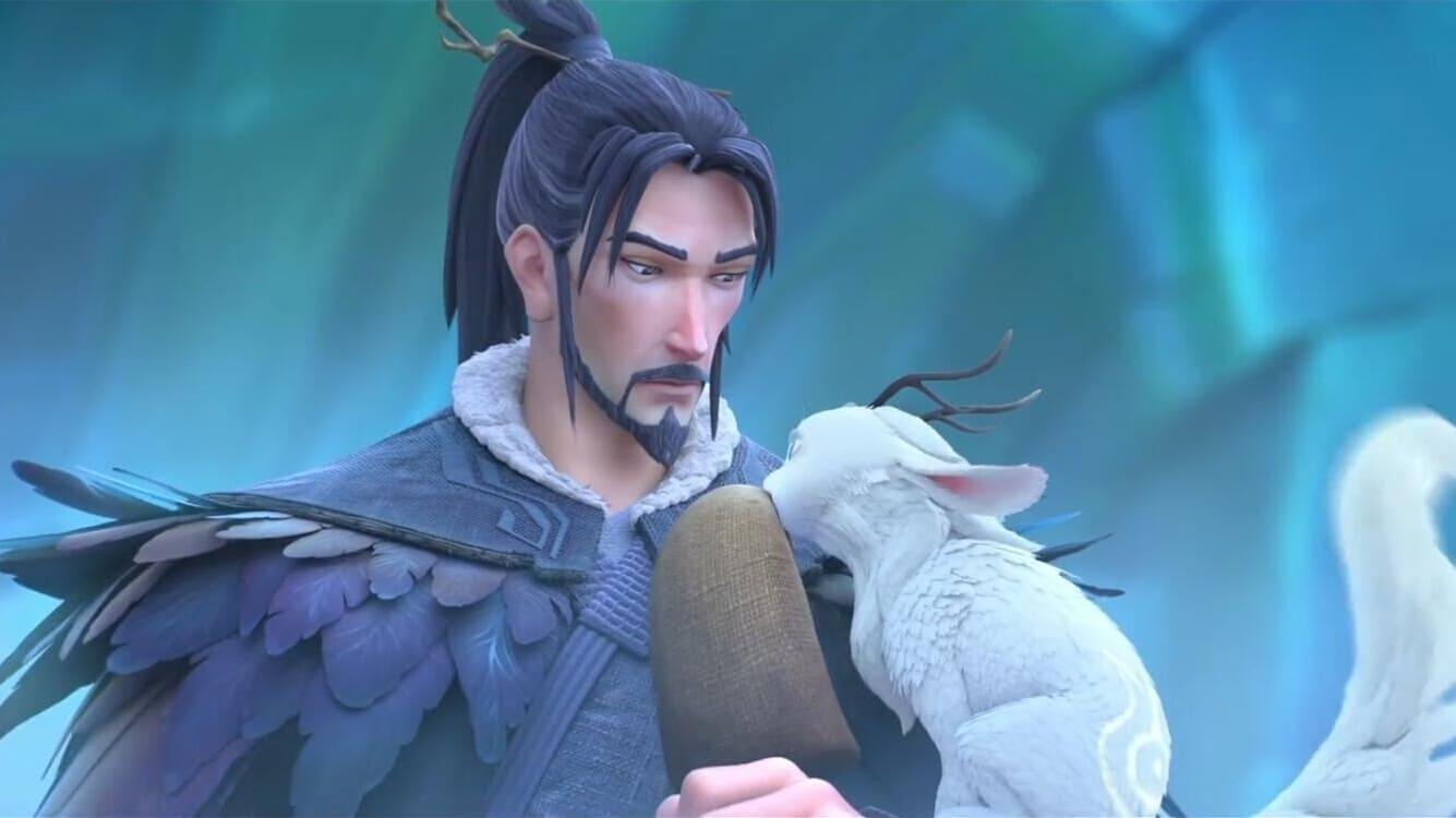 Цзян Цзыя: Легенда об обожествлении (Legend of Deification / Jiang Ziya)