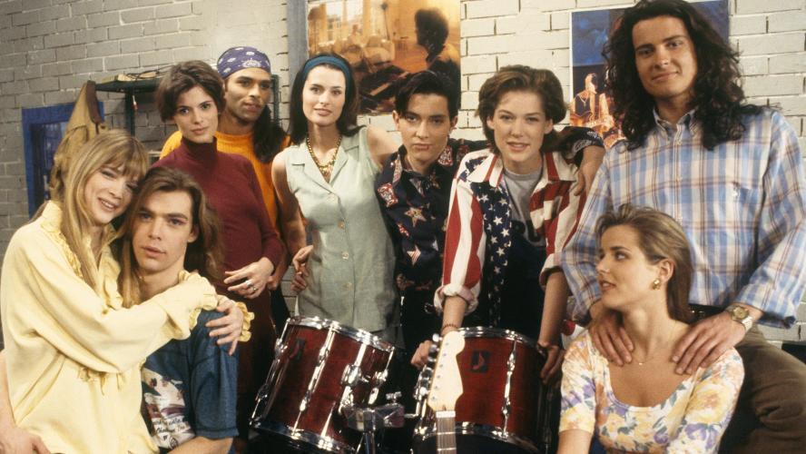 Элен и ребята (Hélène et les Garçons) 1992 - 1994
