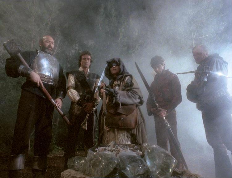 Ястреб-мститель (1980) - Hawk the Slayer