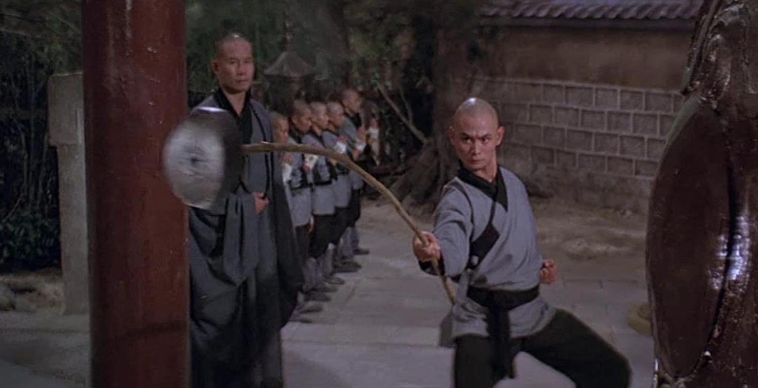36 ступеней Шаолиня (1978) Shao Lin san shi liu fang