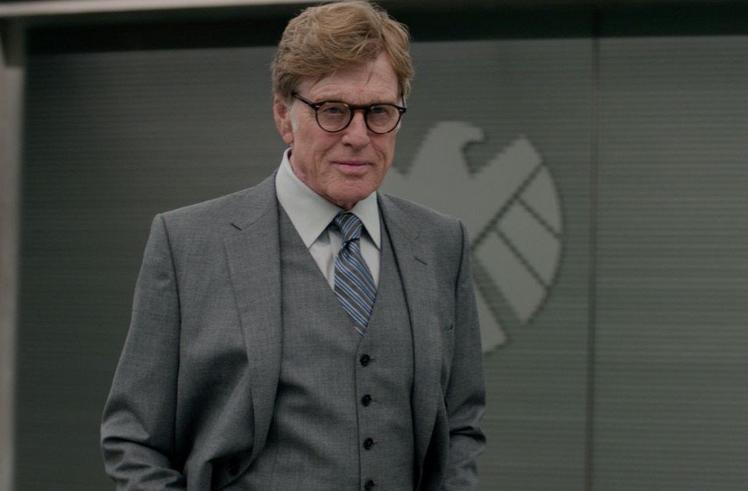Александр Пирс Роберт Редфорд -Первый мститель: Другая война (2014),Мстители: Финал (2019)