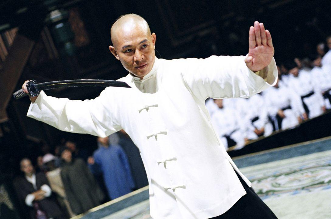 Бесстрашный (Huo Yuan Jia)2006