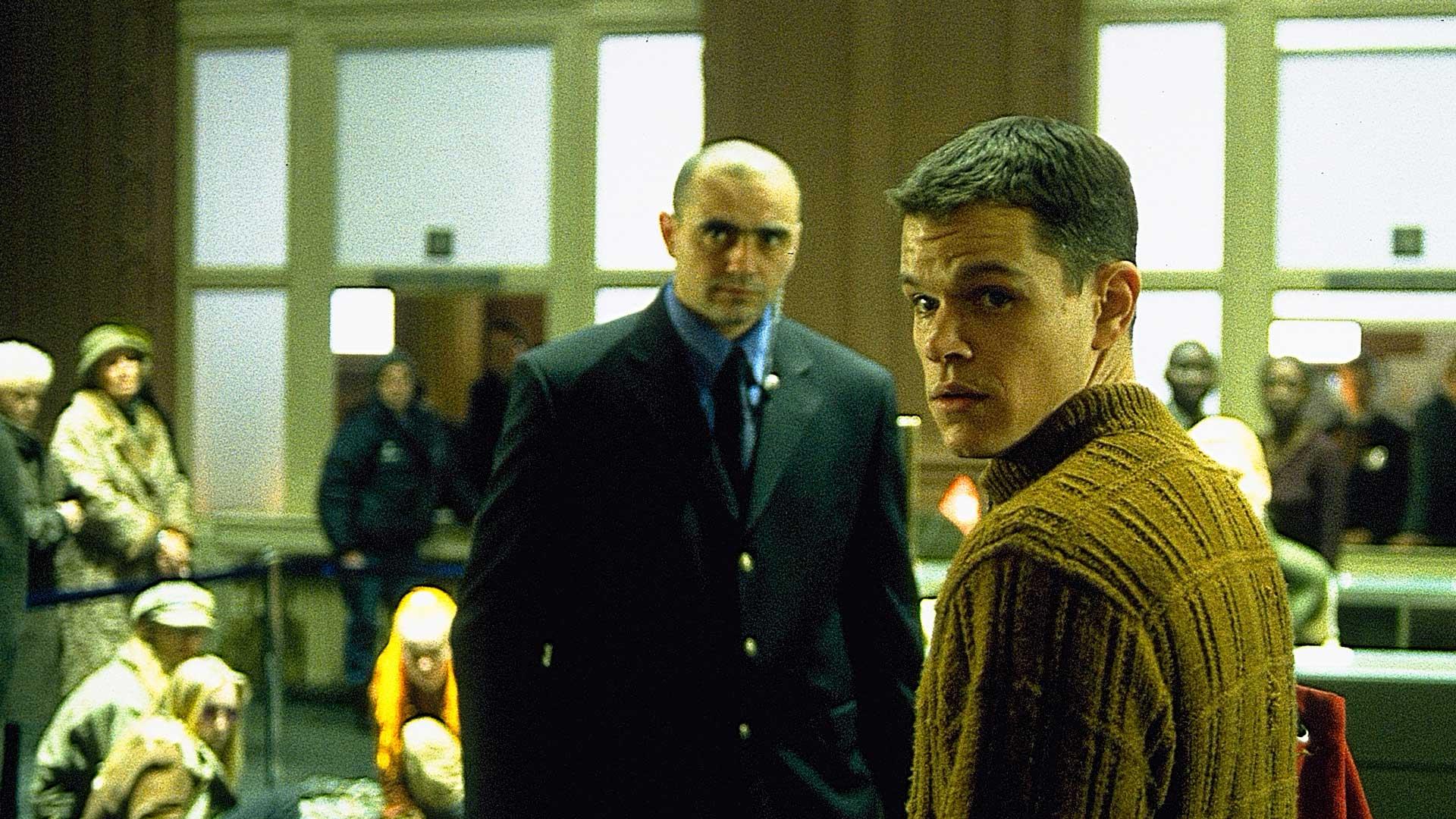 Идентификация Борна (The Bourne Identity) 2002